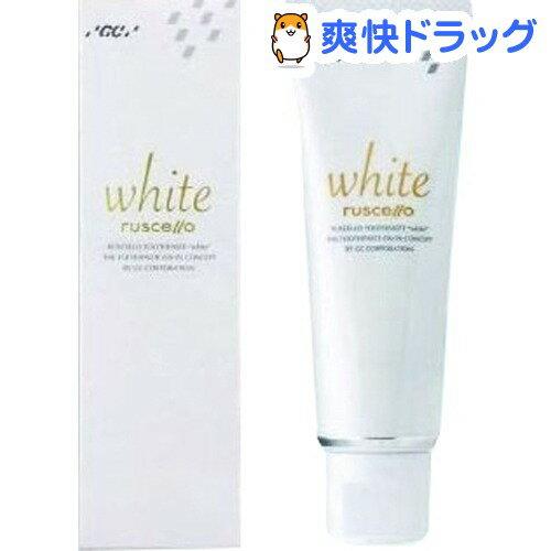 ルシェロ 歯みがきペースト ホワイト(100g)【ルシェロ】