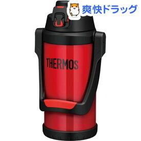 サーモス 真空断熱スポーツジャグ 2L ファイヤーレッド FFV-2000 FIR(1コ入)【サーモス(THERMOS)】
