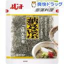 ふじっ子 海藻料理 納豆こんぶ(28g)【ふじっ子】