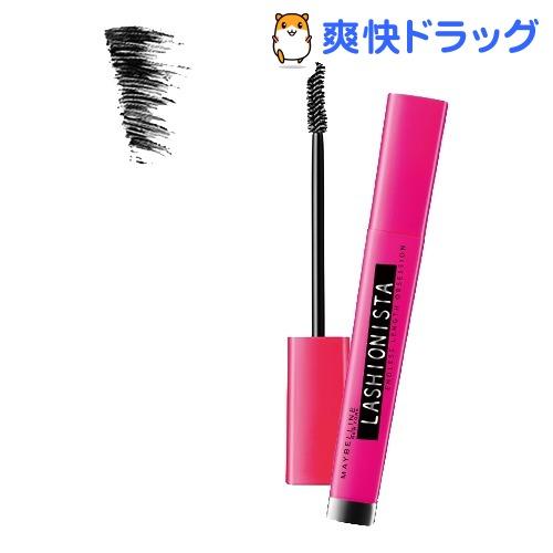 メイベリン ラッシュニスタ 01 ブラック(7mL)【メイベリン】【送料無料】
