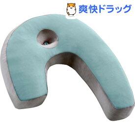 スリープバンテージ 横向き寝枕 ブルー(1コ入)【スリープバンテージ】