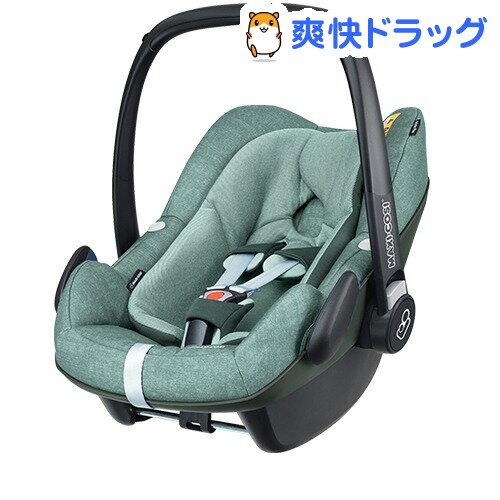 マキシコシ ペブルプラス ノマドグリーン (日本正規品保証付)(1台)【マキシコシ(Maxi-cosi)】