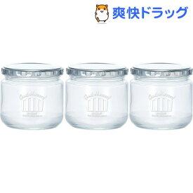 キャニスター 日本製 専用しおり付 ホワイト S HW-563-JAN-P(3個入)