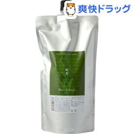 ヘブンリーアルーム ファブリック&ルームミスト リフィル 緑茶(500ml)【ヘブンリーアルーム(Heavenly Aroom)】