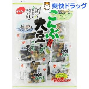 小袋こんぶ入り大豆(85g)