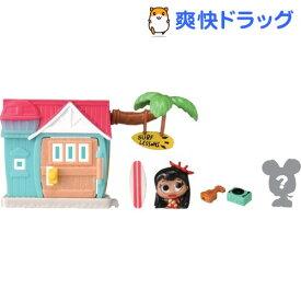 ディズニー ドアラブル ルームドアセット リロ トロピカルドア(1コ入)【ディズニー(玩具)】