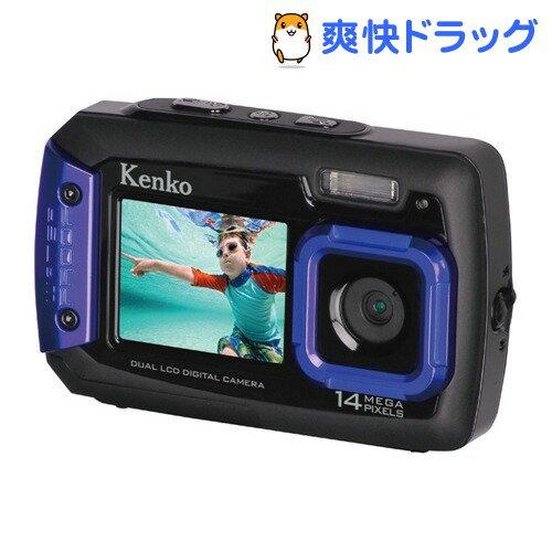 ケンコー デジタル防水カメラDSC1480DW(1セット)【送料無料】
