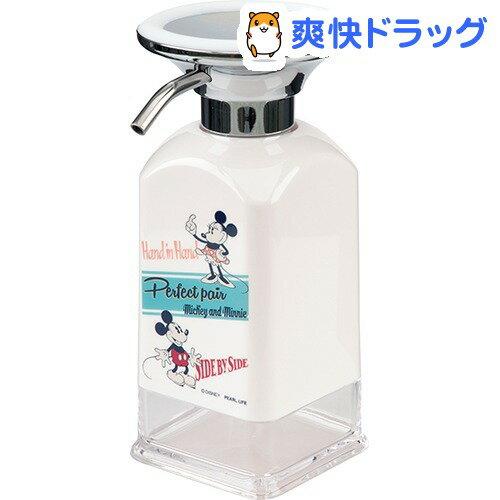 ディズニー ソープディスペンサー フォームタイプ ミッキー&ミニー MA-4555(1コ入)【送料無料】