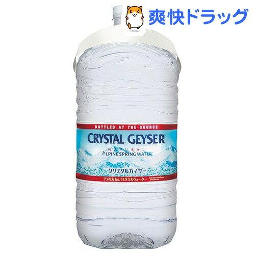 クリスタルガイザー ガロン シャスタ産正規輸入品(3.78L*6本入)【クリスタルガイザー(Crystal Geyser)】【送料無料】