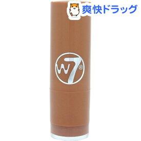 W7 ファッションリップスティックヌード NO.2 シルク(3.5g)【W7】