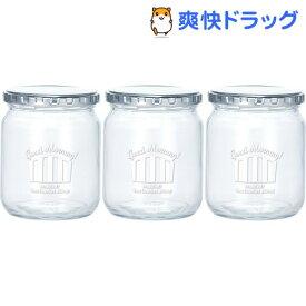 キャニスター 日本製 専用しおり付 ホワイト M HW-564-JAN-P(3個入)