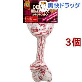 かみかみコットンイチゴの香り S(1本入*3コセット)【スーパーキャット】