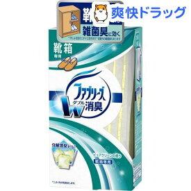 置き型ファブリーズ 靴箱用 ピュアクリーンの香り(130g)【ファブリーズ(febreze)】