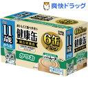 11歳からの健康缶 6P しっとりムース かつお(1セット)【健康缶シリーズ】