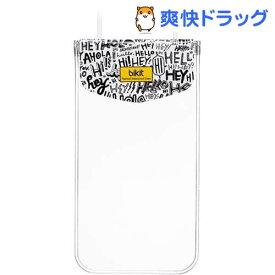 ビキット スマートフォン用ファッション防水ポーチ カジュアル レター BK5765(1コ入)【ビキット(bikit)】
