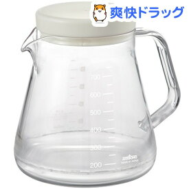 曙産業 コーヒーサーバー ストロン ホワイト TW-3725(850mL)
