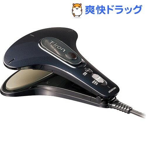コイズミ ポータブルスチームアイロン T-Iron(ティーアイロン) ブルー KAS-3010/A(1セット)【コイズミ】