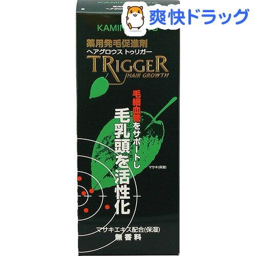 薬用加美乃素 ヘアグロウス トゥリガー 無香料タイプ(180mL)【加美乃素】【送料無料】