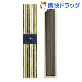 かゆらぎ 檜 香立付(40本入)【かゆらぎ】