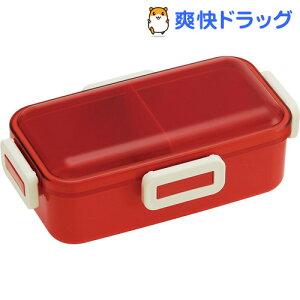 抗菌ふわっと弁当箱 レトロフレンチ オレンジ OR PFLB6AG(1個)
