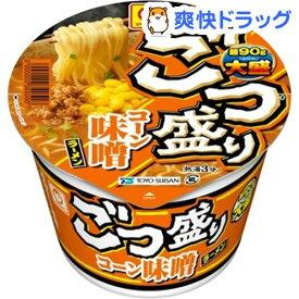 マルちゃん ごつ盛り コーン味噌ラーメン(138g*12個入)【マルちゃん】