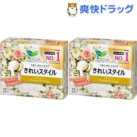 ロリエ きれいスタイル プレシャスブーケの香り(72コ入*2コセット)【ロリエ】