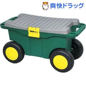 千吉 ガーデンチェアー 樹脂製 EGC-3(1コ入)【千吉】