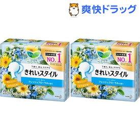 ロリエ きれいスタイル フレッシュフローラルの香り(72コ入*2コセット)【ロリエ】