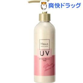 ママアクアシャボン UVモイストジェル フラワーアロマウォーターの香り 19S(250g)【ママ アクアシャボン】