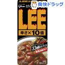 リー ルウタイプ 辛さ*10倍(120g)【LEE(リー)】