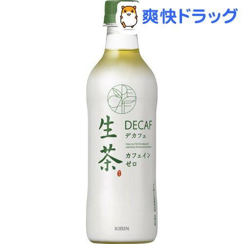 キリン 生茶 デカフェ(430mL*24本入)【生茶】【送料無料】