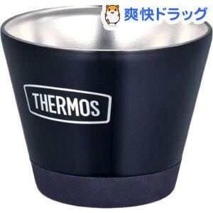 サーモス 真空断熱カップ ROD-003-MDB [ミッドナイトブルー]