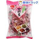 【訳あり】甘納豆 小袋 テトラ(235g)