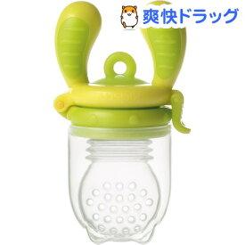 キッズミー モグフィ Lサイズ 6ヶ月〜 ライム(1コ入)【kidsme】