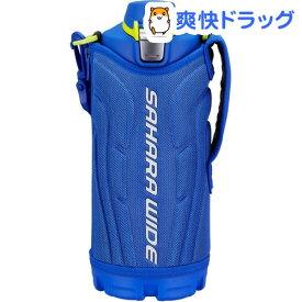 タイガー ステンレスボトル サハラクール 1.0L ブルー MME-E100 AN(1コ)【タイガー(TIGER)】