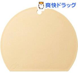 食洗機対応 丸いまな板 耐熱 エラストマー(1個入)