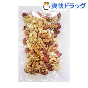 椿屋 塩・油不使用 オリジナル焙煎無添加ミックスナッツ(500g)[おやつ]