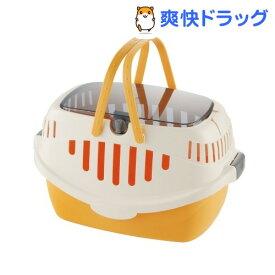 リッチェル ピコキャットキャリー オレンジ(1コ入)