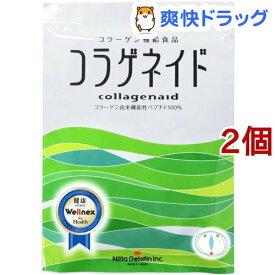 コラゲネイド つめかえ用パック(110g*2コセット)【ニッタバイオラボ】