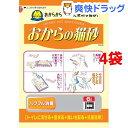 猫砂 常陸化工 おからの猫砂(6L*4コセット)【送料無料】