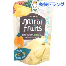 ミライフルーツ パイナップル(10g)