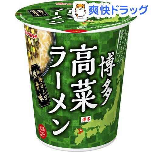 マルタイ 博多高菜ラーメン 縦型(1コ入)