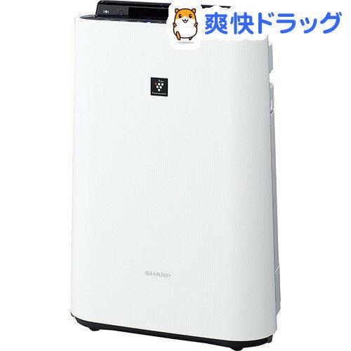 シャープ 加湿空気清浄機 ホワイト系 KC-G50-W(1台)【シャープ】【送料無料】
