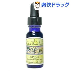 スピリット イン ネイチャー エッセンス アップル(15ml)【スピリットインネイチャー エッセンス】