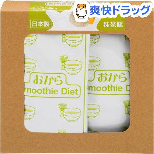 おからスムージーダイエット 抹茶味(30g*7包)