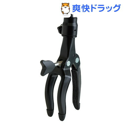 ベルボン パワークランプブラックエディションプロ マルチ対応クランプ ブラック(1コ入)【送料無料】