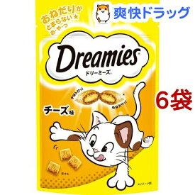 ドリーミーズ チーズ味(60g*6コセット)【d_dream】【ドリーミーズ】
