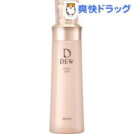 DEW ローション さっぱり(150ml)【DEW(デュー)】[保湿 化粧水]