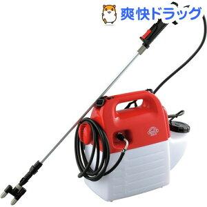 セフティー3 ハイパワー電気式噴霧器 5L SSA-5(1台)【セフティー3】