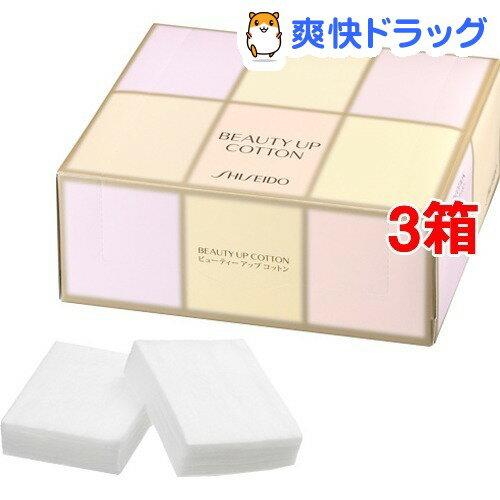 資生堂 ビューティーアップコットン F(108枚入*3コセット)【資生堂】